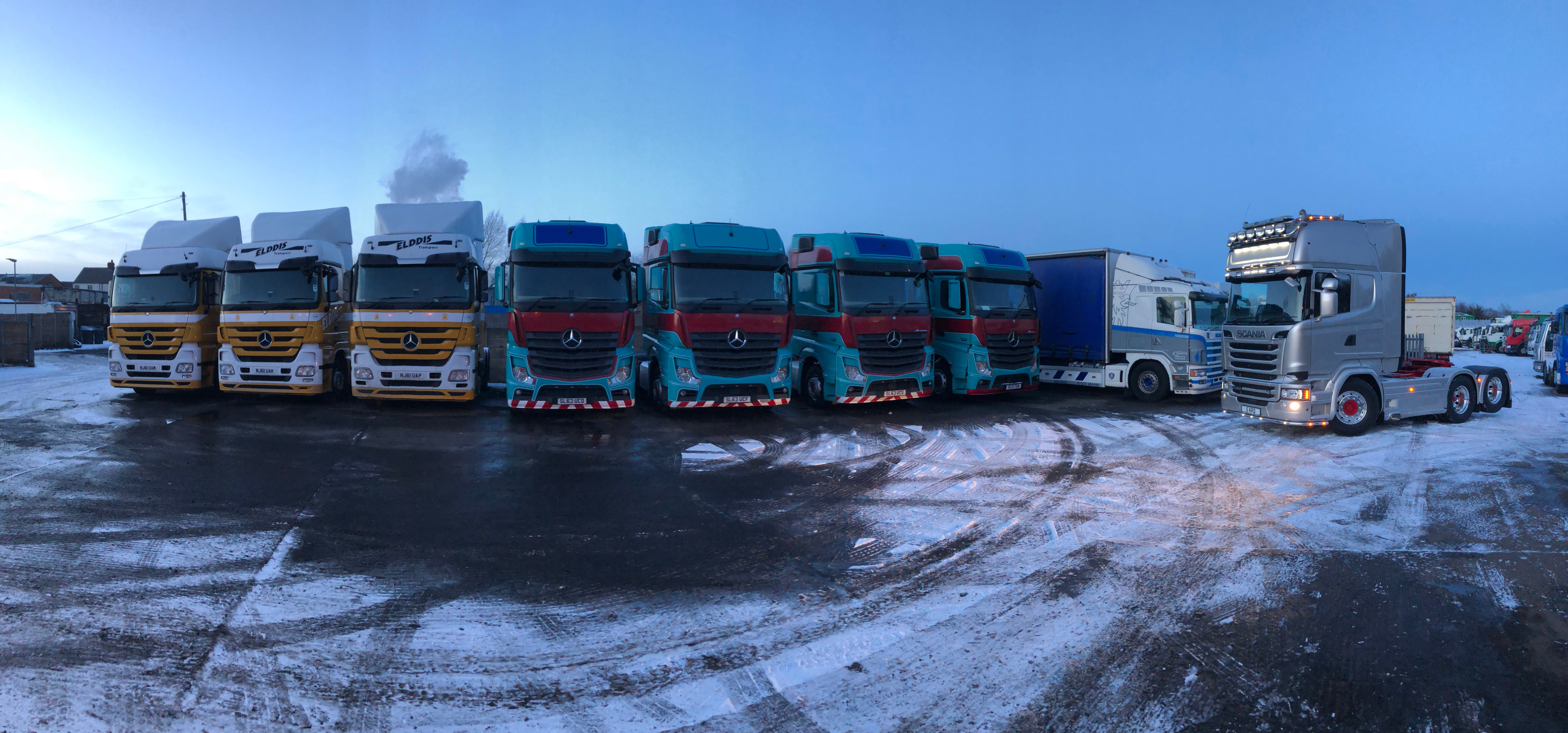 Used Trucks For Sale Export Dixon Commercial Exports North East England Uk